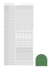 Dots nr. 11 Mirror Green nr. STDM112
