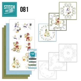 Stitch & Do nr. 81 Voorjaarsdieren