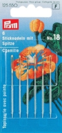 Borduurnaald nr. 18