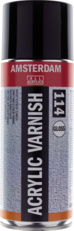 Amsterdam acrylvernis glanzend spuitbus 400 ml  (114)