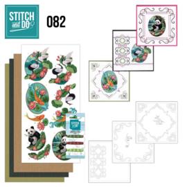 Stitch & Do nr. 82 Oriental