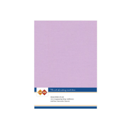Linnenkarton - A5 - Magnolia Pink
