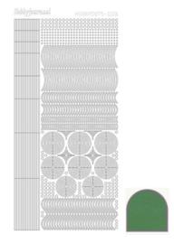 Dots nr. 6 Mirror Green nr. STDM062