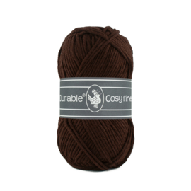 Durable Cosy Fine nr. 2230 Dark Brown