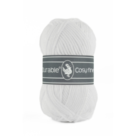 Durable Cosy Fine nr. 310 White
