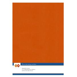 Linnenkarton - A4 - Autumn Orange