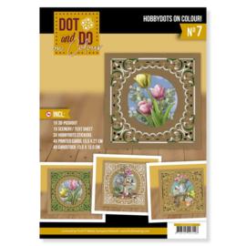 Dot and Do on Colour 7 - Amy Design - Enjoy Spring
