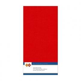 Linnenkarton - Vierkant - Rood nr. LKK-4K13