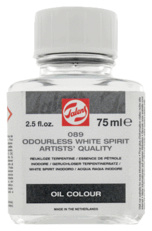 Reukloze terpentine flacon 75 ml  (089)