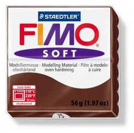 Fimo soft Chocola nr.  75