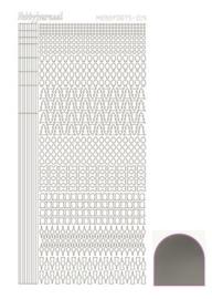 Dots nr. 15 Mirror Silver nr. STDM158