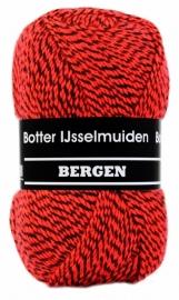 Bergen Rood/Zwart nr.160