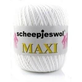 Maxi scheepjes Wit nr. 106