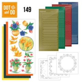Dot & Do nr. 149 Bouquet of Flowers