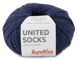 United Socks Col. 11 - Donker blauw