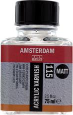 Amsterdam acrylvernis mat 75 ml  (115)