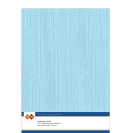 Linnenkarton - A4 - Lichtblauw