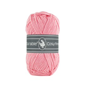 Durable Cosy Fine col. 229 Flamingo Pink