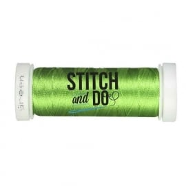 Stitch & Do Linnen Groen nr. SDCD22