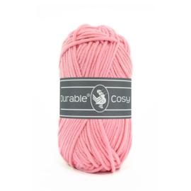 Durable cosy nr. 229 Flamingo Pink