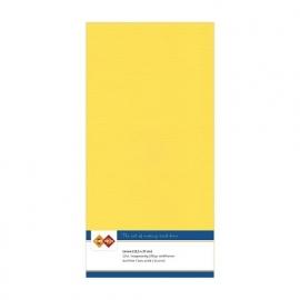 Linnenkarton - Vierkant - Oker nr. LKK-4K05