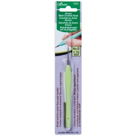 Clover Amour crochet hook 1.75 mm