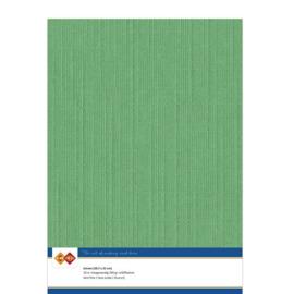 Linnenkarton - A4 - Groen