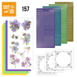 Dot & Do nr. 157 Bees and Dragonflies