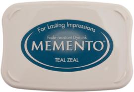 Teal Zeal ME-000-602