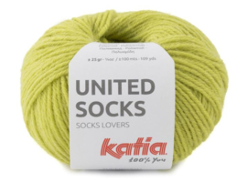 United Socks Col. 20 - Pistache