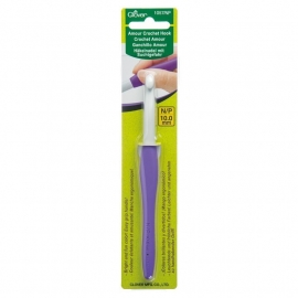 Clover Amour crochet hook 10 mm