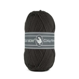 Durable Cosy Fine col. 2237 Charcoal