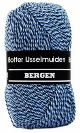 Bergen Blauw/zwart/wit nr. 82
