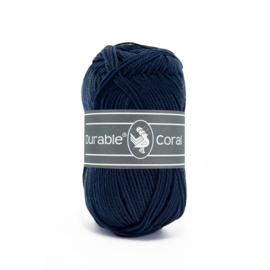Durable Coral nr. 321 Navy