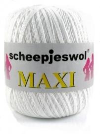 Maxi scheepjes Gebroken wit nr. 105