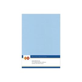 Linnenkarton - A5 - Zachtblauw