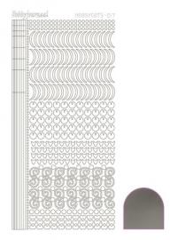 Dots nr. 17 Mirror Silver nr. STDM178