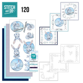Stitch & Do nr 120 Artic Friends