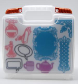 Joy opbergkoffer voor stencils