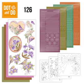 Dot & Do nr. 126 Vintage Flowers