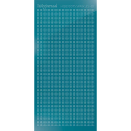 Sticker Mirror Turquoise nr. HSPM01D