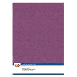 Linnenkarton - A4 - Azalea Pink