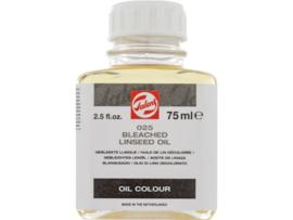 Gebleekte lijnolie flacon 75 ml  (025)