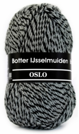 Oslo Grijs/Zwart nr. 7