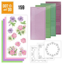 Dot & Do nr. 159 Summer Flowers