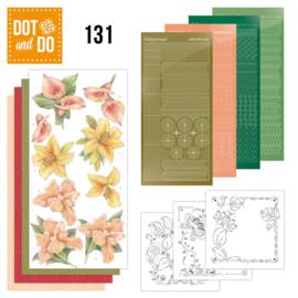 Dot & Do nr. 131 Yellow Flowers