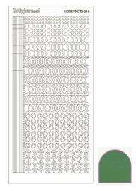 Dots nr. 16 Mirror Green nr. STDM162