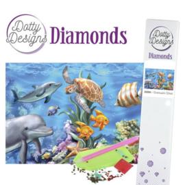 Dotty Designs Diamonds - Underwater World DDD1016