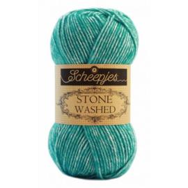 Stone Washed Turquoise nr. 824