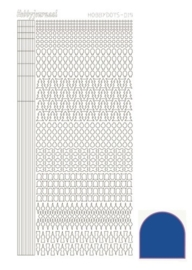 Dots nr. 15 Mirror Blue nr. STDM15A